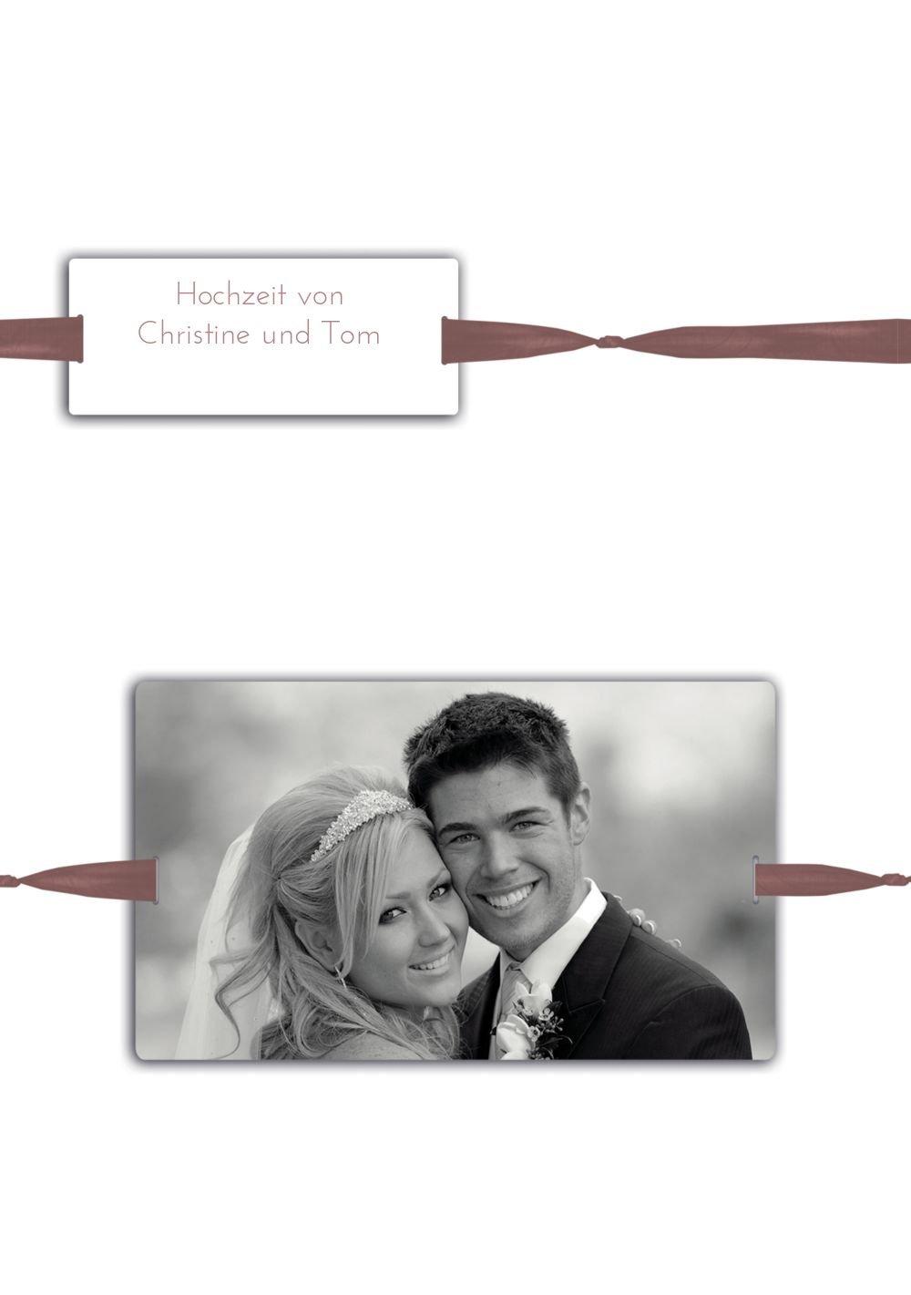 Kartenparadies Kartenparadies Kartenparadies Danksagung für Hochzeitsgeschenke Hochzeit Dankeskarte loop label, hochwertige Danksagungskarte Hochzeitsglückwünsche inklusive Umschläge   10 Karten - (Format  105x148 mm) Farbe  DunkelGelb B01MUD7OO0 | Hochwertig  | U f84f71