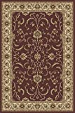 Central Oriental 8901RD58 Encore Atelier Wine 5-Feet by 7-Feet 6-Inch Area Rug Review
