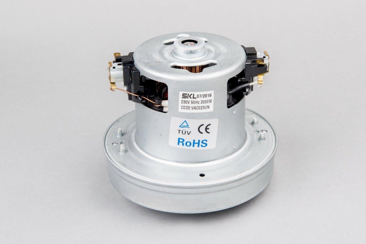 Motor Ventilador para Aspiradora 2000W: Amazon.es: Hogar