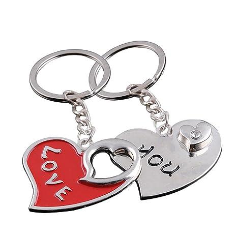 Dosige 2 Piezas Regalo de San Valentín regalo de boda ...