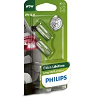 Philips automotive lighting 12961LLECOB2 Bombillas Especiales, W5W