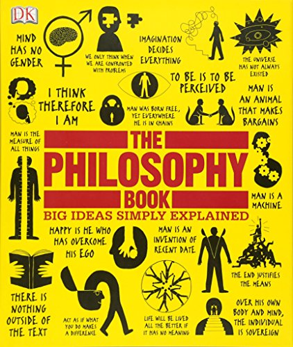 [The Philosophy Book: Big Ideas Simply Explained] (Book Week Ideas)