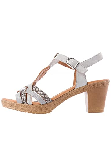 GINA LAURA Damen Sandalette 710045