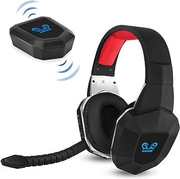 Amazon.com: PS4 - Auriculares para videojuegos compatibles ...
