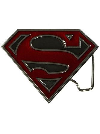 c81c9ff8470 Boucle de Ceinture  Superman  - Classic Man Of Steel  Amazon.fr ...