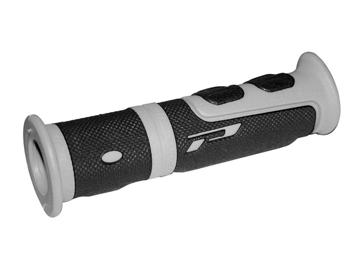 Progrip 964EVOORBK Orange//Black 120mm Dual Compound ATV Grip
