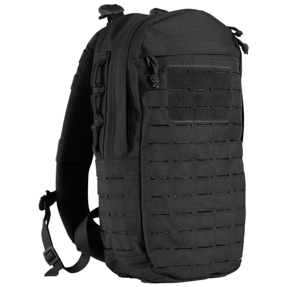 ce5156af4a Highlander Cobra Single Strap Backpack - 15L (Black)  Amazon.co.uk  Sports    Outdoors
