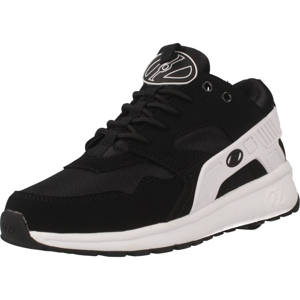 Heelys Force, Baskets Basses Garçon, Gris (Dark Grey/Grey/Orange), 31 EU