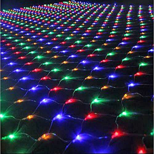 Outdoor Net Of Lights - 8