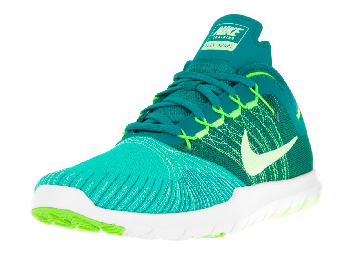 NIKE Women's Flex Adapt Tr Cross Trainer Shoes B014IC9VFA 7 B(M) US|Teal Green