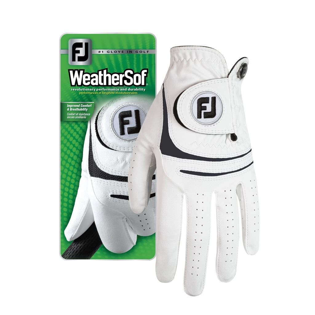 (6 Pack) New FootJoy Women's Golf Glove - Medium - Fits Right Hand