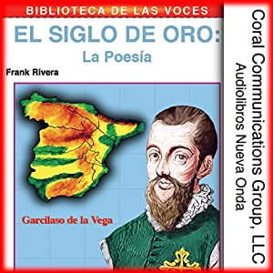 La poesia: El siglo de oro [Poetry: The Golden Age] Audiobook