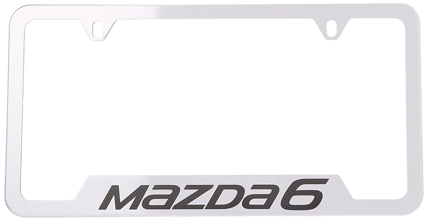 0000-83-H50 Mazda Genuine License Plate Frame
