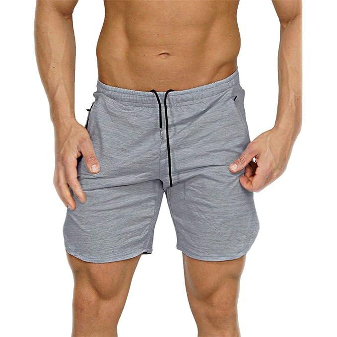 FELZ Pantalones Cortos Deporte Hombre, Hombres Nadando Correr Surfear Deportes Tallas Grandes Pantalones Cortos de Playa Pantalones: Amazon.es: Ropa y ...