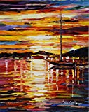 We asked Leonid to paint some new, exciting and AFFORDABLE ORIGINALS for his collectors in the USA. These pieces are some of the most beautiful, colorful pieces Leonid has ever painted for our gallery. Each of these amazing original Masterpieces are ...