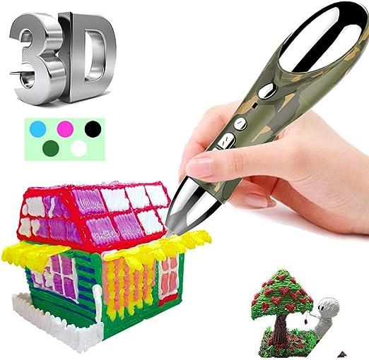 MIAO. Pluma de impresión 3D - Safe Creative Bricolaje Juguetes ...