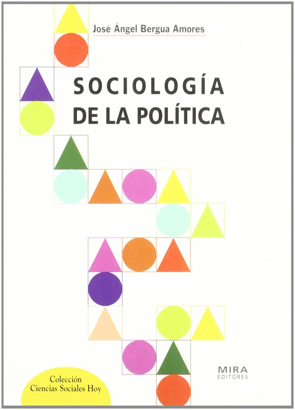Read Online Sociología de la política PDF