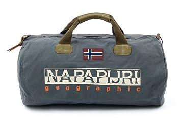 Napapijri Bags Sac de sport grand format, 60 cm, 48 liters, (Black)