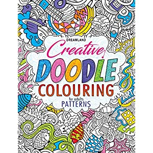 Creative Doodle Colouring – Patterns