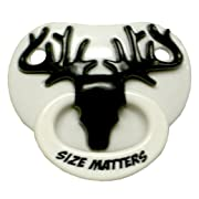 Perfect Gift For Your Favorite Hunting Buddy-Size Matters Billy Bob Pacifier