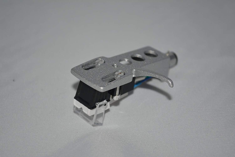 NEW Silver Cartridge Headshell for Numark 2500B TT1550 TT200 TT500