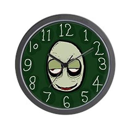 0f9715ac8 Amazon.com: CafePress - Salad Fingers Clock! - Unique Decorative 10 ...