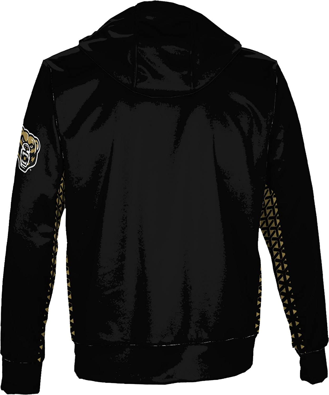 School Spirit Sweatshirt Geo ProSphere Oakland University Mens Pullover Hoodie