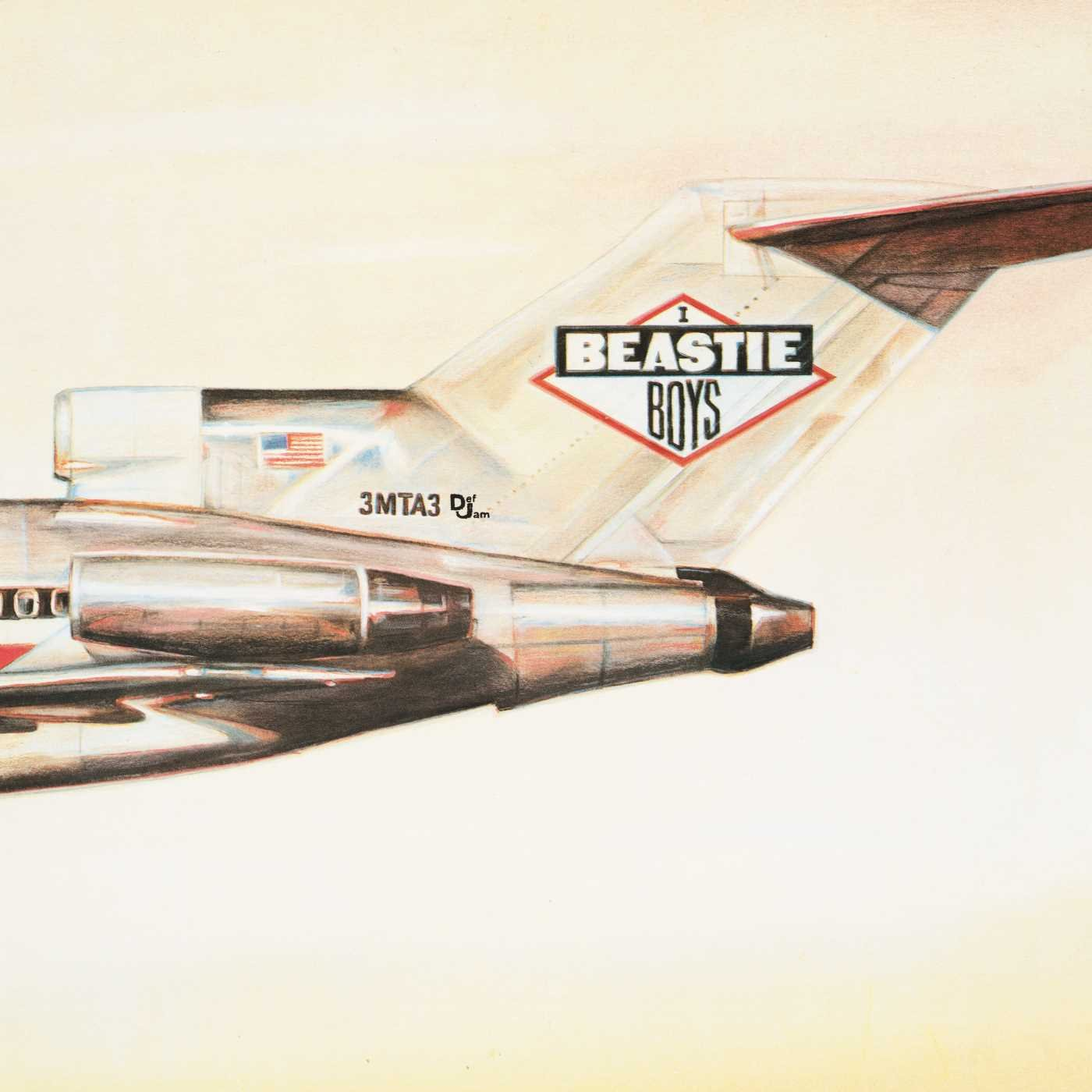 Licensed To Ill [LP][30th Anniversary Edition] by Universal Music Group