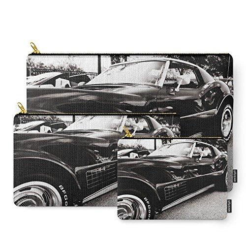 society6-black-chevrolet-corvette-stingray-carry-all-pouch-set-of-3