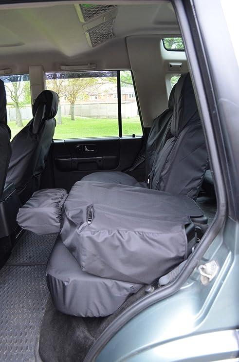 Tortuga cubre lrdi98frna Tailored impermeable lavable fundas para asientos delanteros y traseros: Amazon.es: Coche y moto