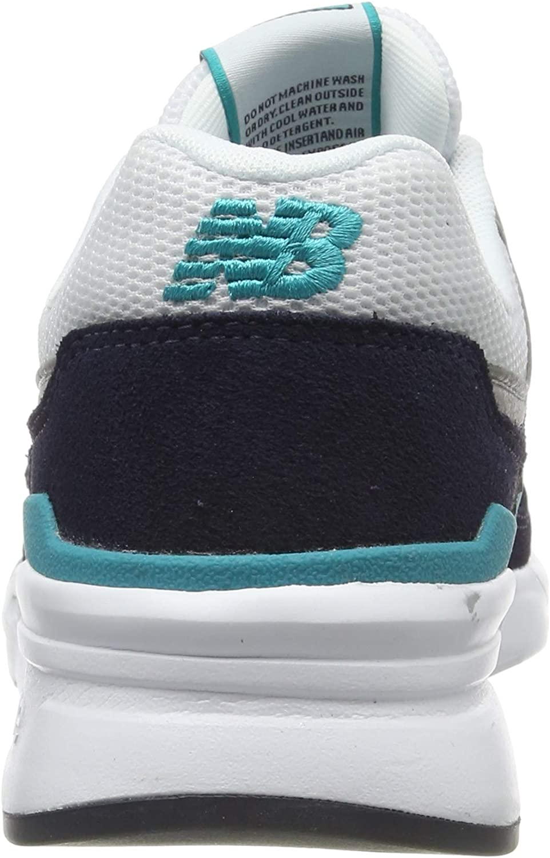 New Balance Herren 997H Sneaker Blau Türkis