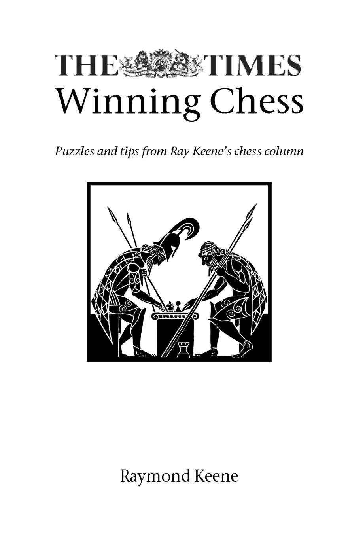 The Times Winning Chess ebook
