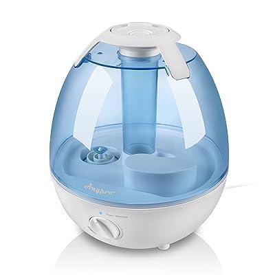 Anypro Ultrasonic Cool Mist Humidifier