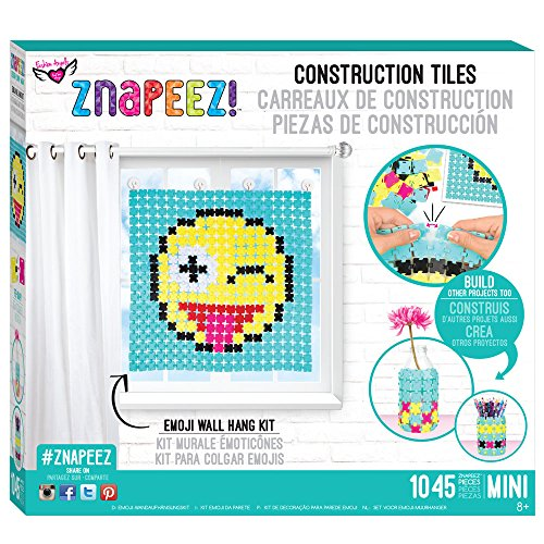 Znapeez! Emoji Wall Hanging Kit