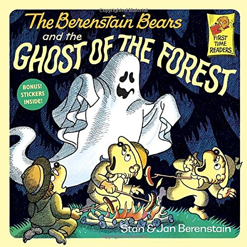 The Berenstain Bears and the Ghost of the Forest (Halloween Activity First Grade)