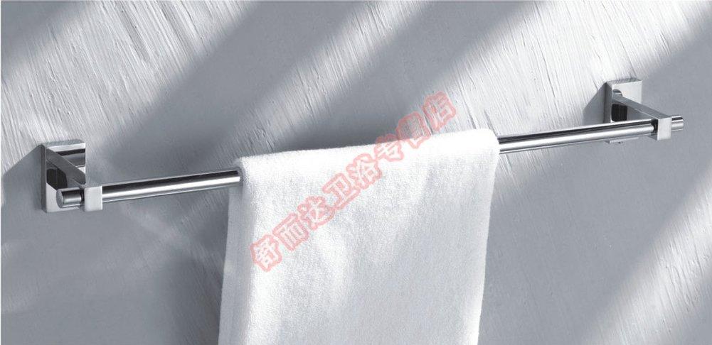 Copper Towel Bar/Single towel bar/Metal wall hanging/Bathroom single Towel rack/Towel shelf /shelf -B cheap
