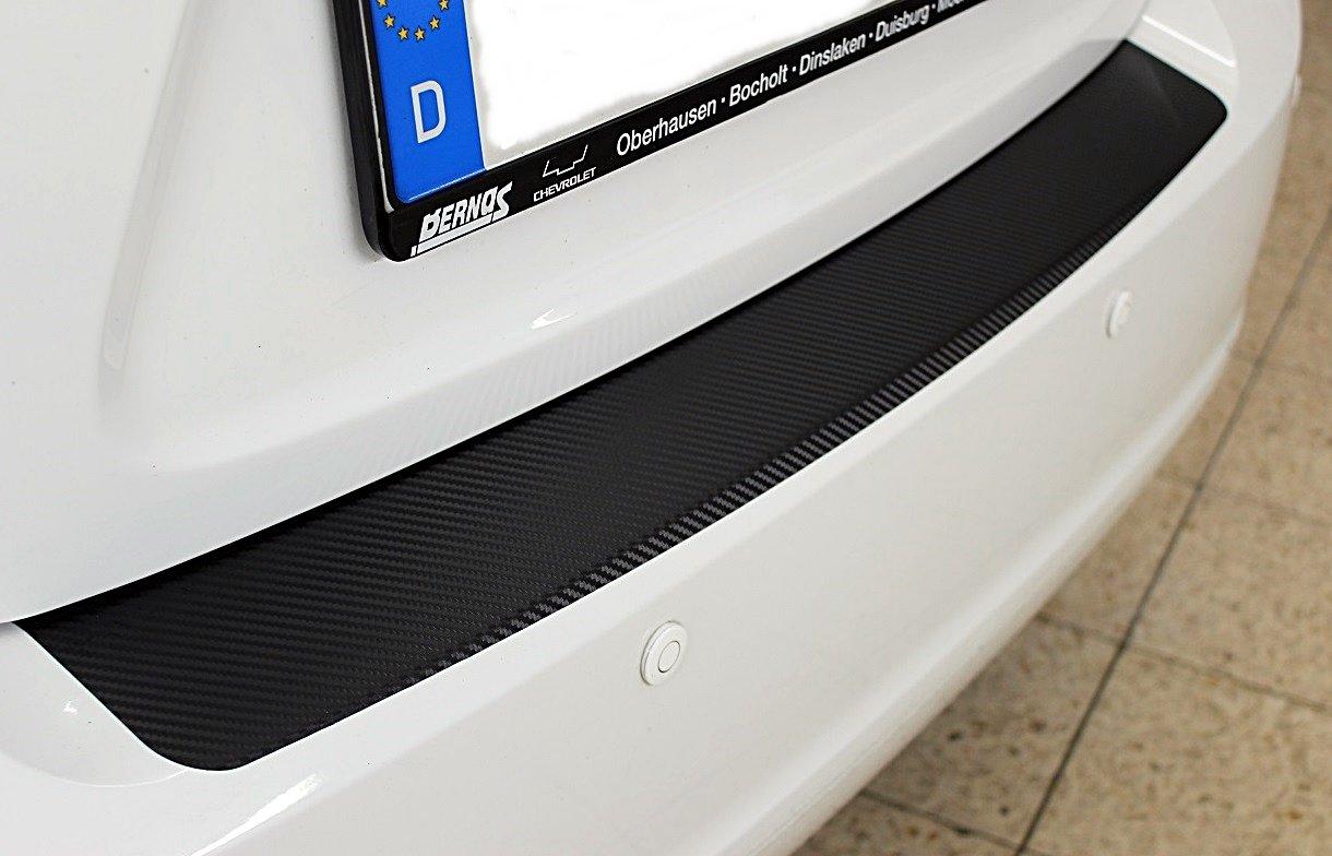 /schermo in fibra di carbonio Effetto 3d Carbon Pellicola 10054 Protezione per paraurti di protezione schermo/