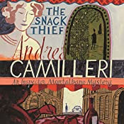 The Snack Thief: Inspector Montalbano, Book 3 | Andrea Camilleri