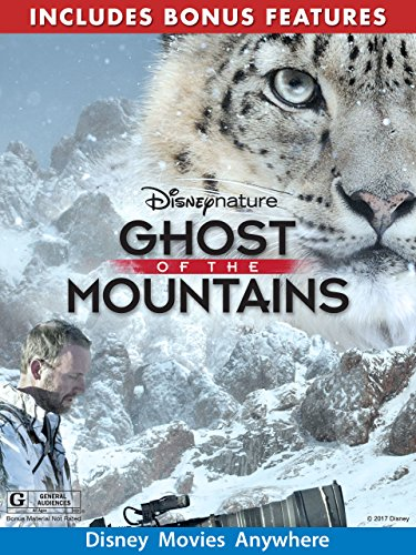 Disneynature: Ghost of the Mountains (With Bonus Content)