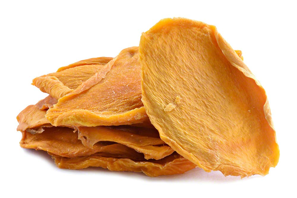 Organic Dried Mango (14oz Bag )