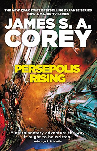 Persepolis Rising (The Expanse) cover