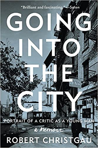 Image result for into the city robert christgau