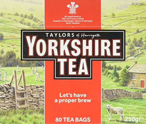 Yorkshire Tea Red bags 125g