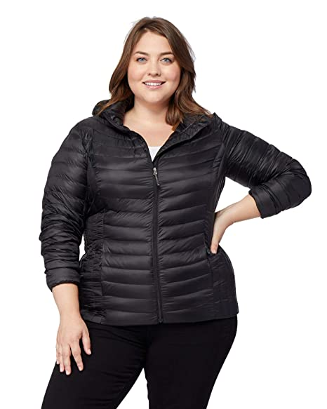 Amazon.com: 32 DEGREES - Chaqueta para mujer (talla grande ...