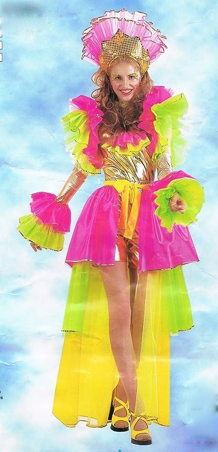Rio samba carnaval brasileño 40 Cesar disfraz: Amazon.es: Hogar