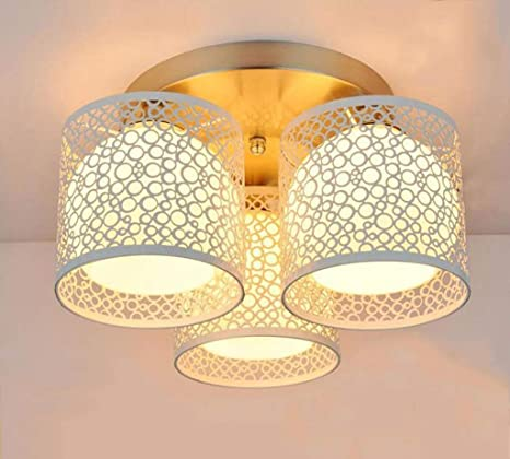 ASHENG 3 Luces Modernas/luz de Techo, lámparas rasantes de ...