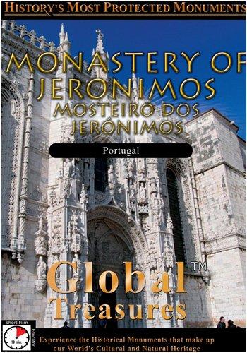 Jeronimos Monastery - Global Treasures MONASTERY OF JERONIMOS Mosteiro Dos Jeronimos Lisbon, Portugal
