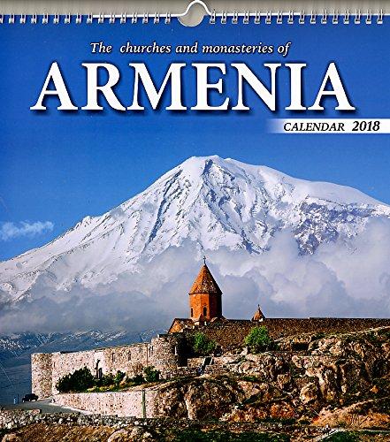 Download The Churches and Monasteries of Armenia 2018 Calendar pdf