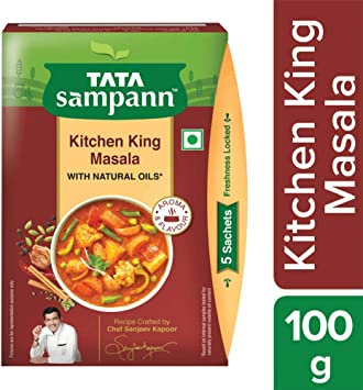 Tata Sampann Kitchen King Masala, 100g