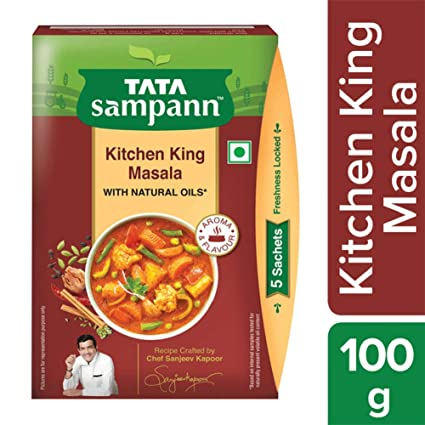 Tata Sampann Kitchen King Masala, 100g